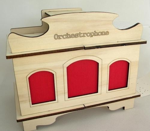 L'orchestrophone  30 notes