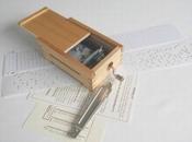 20er Sankyo Spielwerk in Holzgehäuse