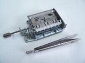 Mécanisme Sankyo 33 notes à cartes