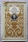 The Edison cylinder Phonographs 1877-1929